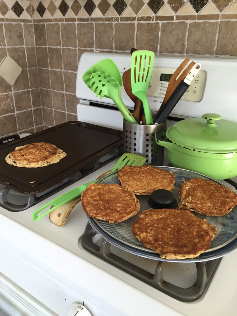 pancakes (healthy)