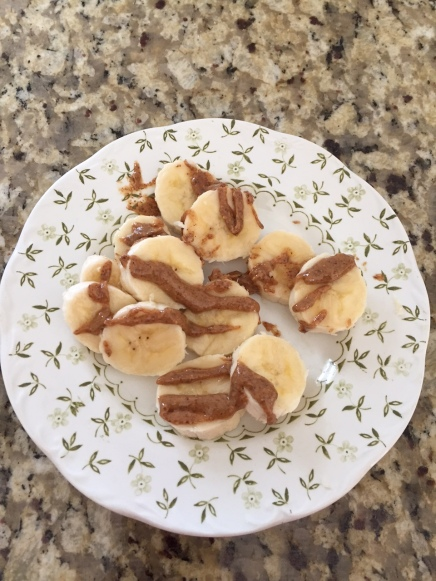 banana n almond butter