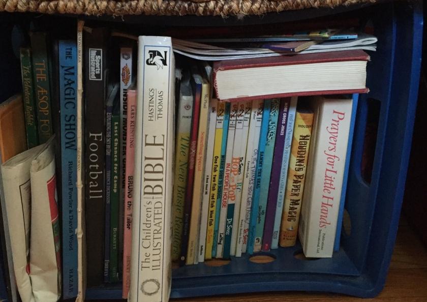 book crate