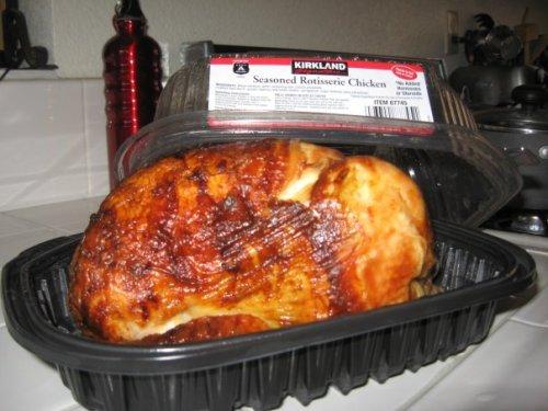 costco chicken